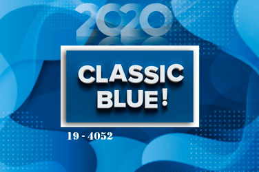 classic blue- pantone color of the year 2020