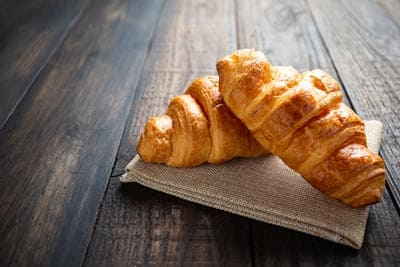 croissants ready for your evening snacks