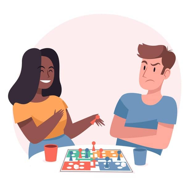 indoor game - ludo and ludo star